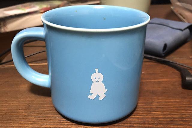まげカップ